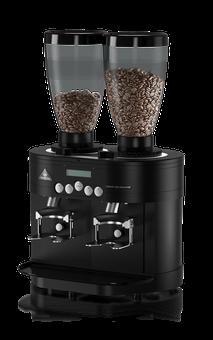 Malkoning K30 TWIN Espresso Grinder